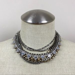 Stella & Dot Multistrand Convertible Necklace